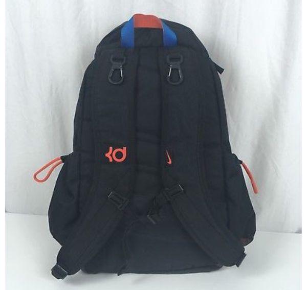 2013 Nike KD Elite Fast Break Backpack Bookbag Basketball Black Kevin  Durant (Vintage) 1f3ada14a0