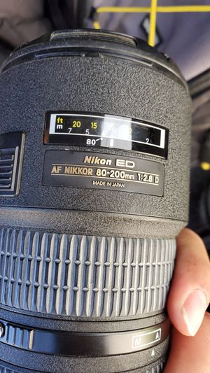 Nikon D700 + lenses for Sale in Fountain Valley, CA