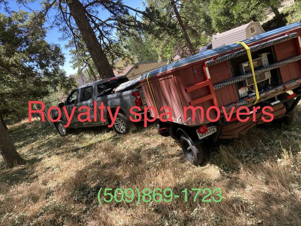 Royalty Spa Movers
