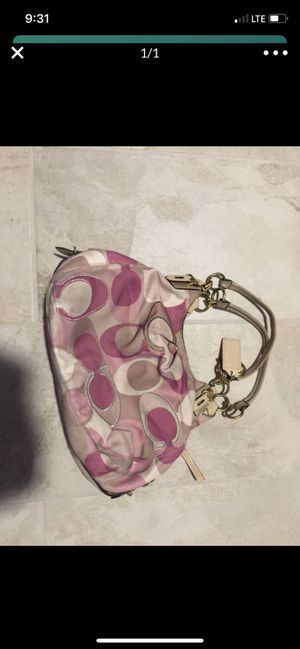 Coach purse for Sale in Litchfield Park, AZ