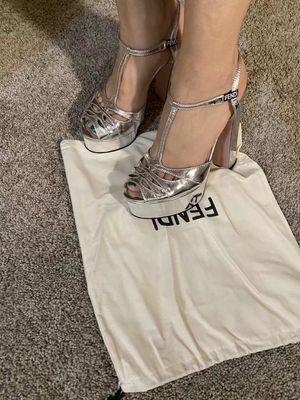 Fendi heels for Sale in San Francisco, CA