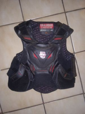 Motorcycle armor vest L-XL for Sale in Riverside, CA