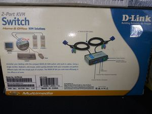 D-link switch 2 part for Sale in Tampa, FL