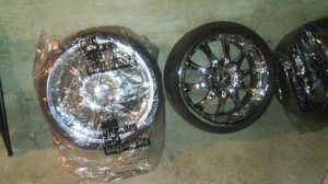 20inch rims&tires for Sale in Pittsburgh, PA