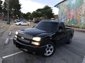Silverado ss single cab gmc sierra srt8 Silverado trailblazer ss ss clone Mercedes Honda Infiniti Lexus trade sale 6.0 for Sale in Los Angeles, CA