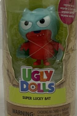 Ugly Dolls Surprise Figure Super Lucky Bat New In Package for Sale in Oregon City,  OR
