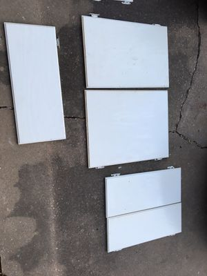 Kitchen cabinet doors for Sale in Broken Arrow, OK