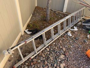 Werner Extension Ladder 20' for Sale in Henderson, NV