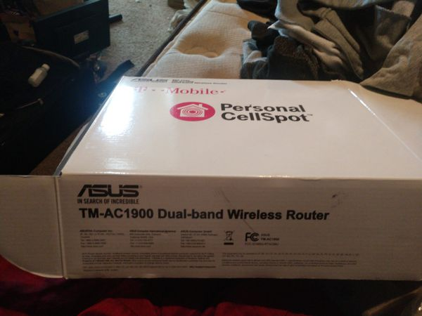 Asus wireless router new in box