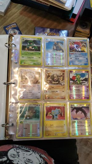 Pokemon card collection lot 4 for Sale in Edgewood, WA