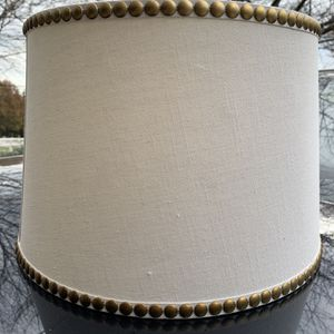 Lamp Shade With Gold Studs for Sale in Frederick, MD