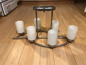Kichler - chandelier light **price negotiable** for Sale in Worcester, MA