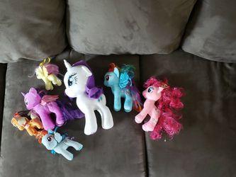 My Little Pony Plush Dolls for Sale in Kirkland,  WA