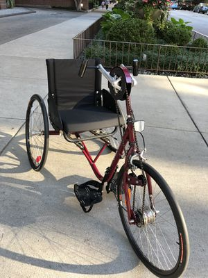 "Quickie Three-Wheeled Arm Bicycle With 26"" Wheels for Sale in Chicago, IL"