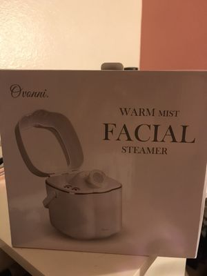 Facial steamer for Sale in San Jacinto, CA