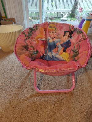 Wal-Mart Saucer Chair Kids for Sale in Kirkland, WA