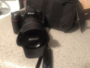 Nikon d90 digital camera. Complete with all original boxes, manual, carrying case, and paperwork for Sale in Las Vegas, NV