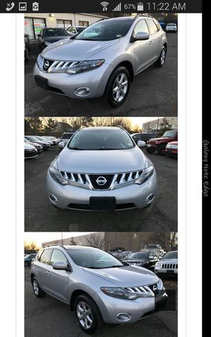 2010 Nissan Murano SL, Awd, low mileage for Sale in Manassas, VA