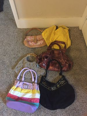 Handbags must go by Tuesday for Sale in Cleveland, OH