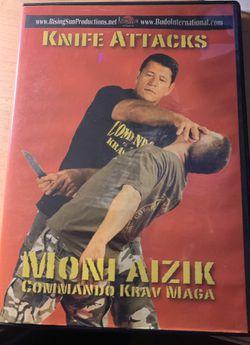 Self Defense DVD Knife Attacks for Sale in Fairmont,  WV