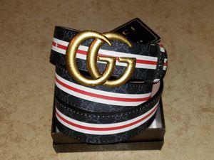 Gucci Belt size 30-38 for Sale in Phoenix, AZ