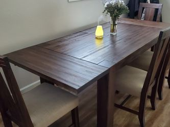 7 Piece Dining Table Set for Sale in Vancouver,  WA