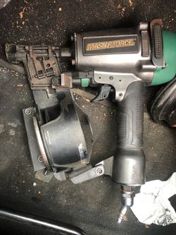 Master force nailer for Sale in Grandview,  IL