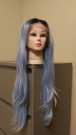 Ombre Front lace syntetic hair wig new #149 for Sale in Moreno Valley, CA