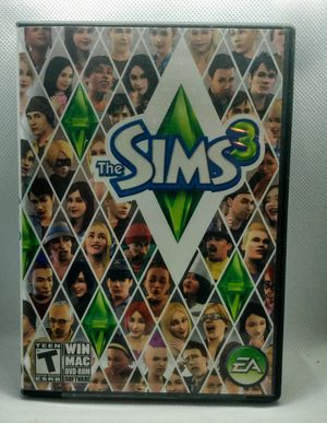 Sims 3 (Windows/Mac: Mac and Windows, 2009) for Sale in Modesto, CA