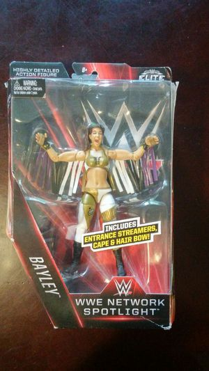 WWE BAYLEY ACTION FIGURE for Sale in Dallas, TX