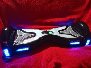 Hover 1 Black Electric Scooter / Hoverboard for Sale in Castleton, IN