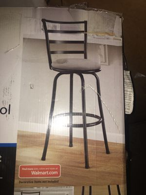 Mainstay Bar Stool for Sale in Selma, CA