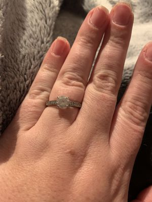 Swarovski Crystal Ring - Size 7 for Sale in Kent, WA