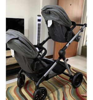 Evenflo pivot xpand travel system. Single / double stroller for Sale in Boston, MA