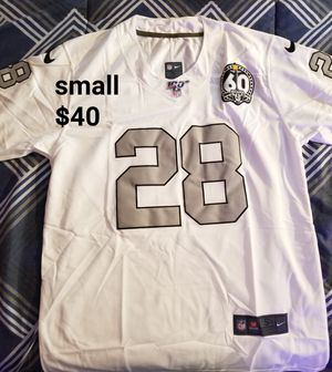 Oakland raiders jersey for Sale in Ontario, CA
