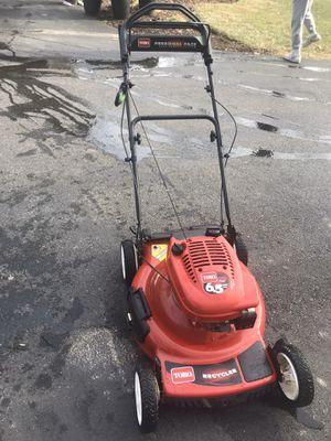 Toro lawn mower for Sale in Gaithersburg, MD