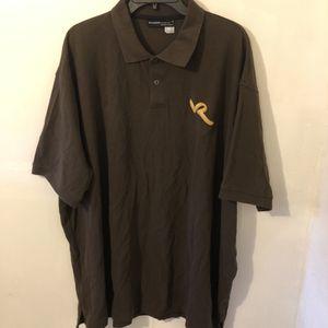 Rocawear Men's Sport Polo Shirt Size 3XL XXXL Jayz Clothing Brand Hip Hop Rap for Sale in Trenton, NJ