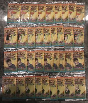 Pokemon Cards Gym Heroes Booster Packs for Sale in Dallas, TX