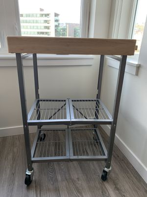Origami Kitchen Cart for Sale in Seattle, WA