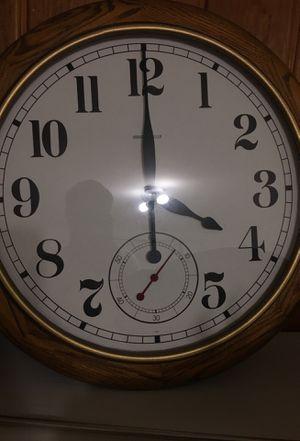 Large antique clock for Sale in Alexandria, VA