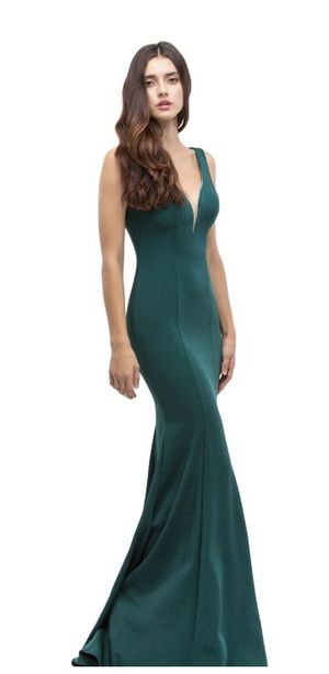 Green Mermaid Evening Gown for Sale in Tolleson, AZ