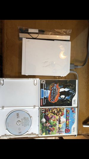 Wii console used bundle for Sale in Cicero, IL