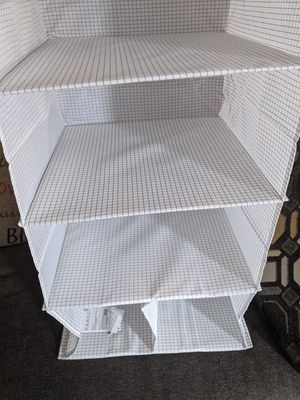 Clothes closet organizer for Sale in Fayetteville, NC