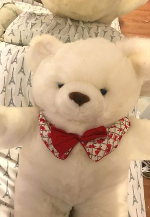 Super cute teddy bear/stuffed animal for Sale in Florissant, MO
