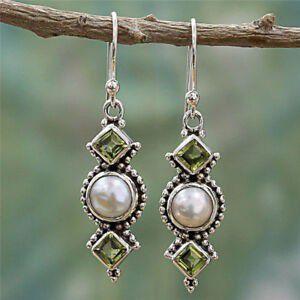 Vintage silver earrings $16.00 for Sale in Decatur, GA