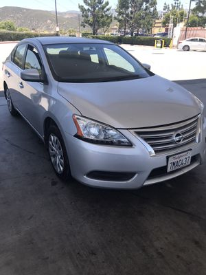 2015 Nissan Sentra S for Sale in Riverside, CA