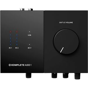 Native Instruments KOMPLETE AUDIO 1 USB Audio Interface for Sale in Bellflower, CA