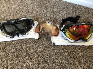 Ski or snowboard goggles - Oakley brand for Sale in Huntington Beach, CA