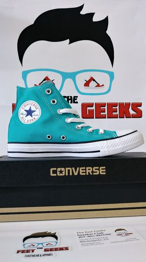 CONVERSE CHUCK TAYLOR ALLSTAR HI WOMENS SIZE 7.5 NEW WITH BOX $50 for Sale in Cleveland, OH