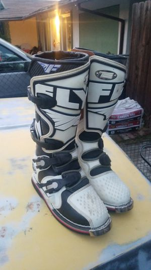 Dirt bike boots for Sale in West Covina, CA